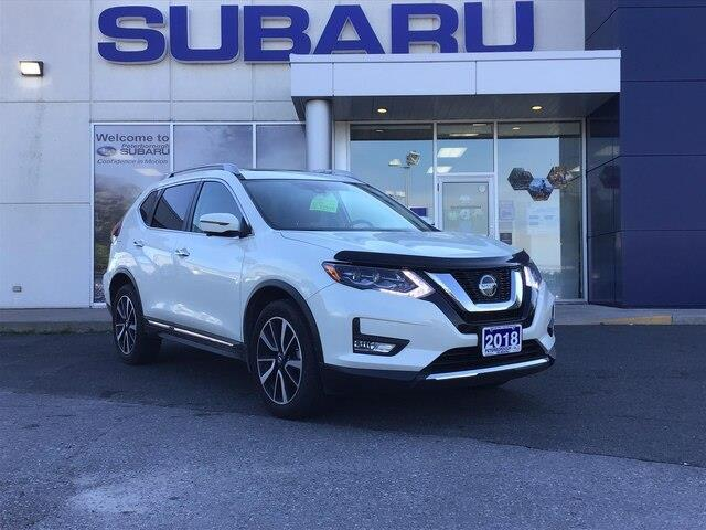 2018 Nissan Rogue SL (Stk: S3840A) in Peterborough - Image 5 of 20