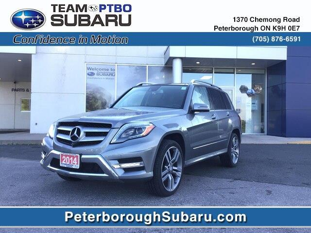 2014 Mercedes-Benz Glk-Class Base (Stk: S3227A) in Peterborough - Image 1 of 18
