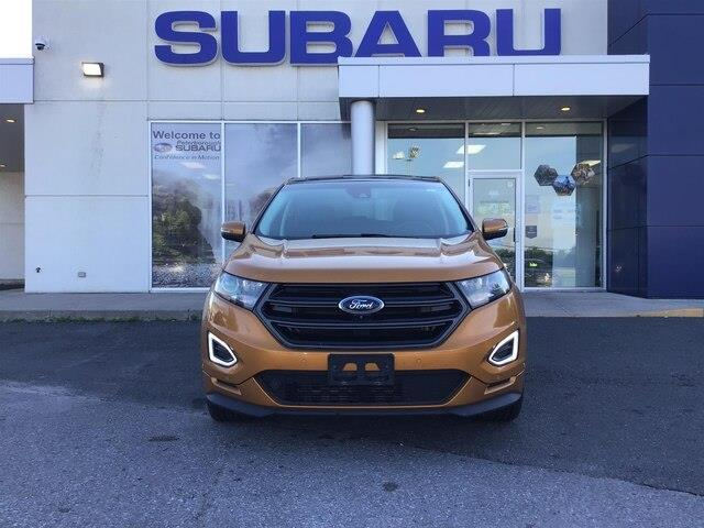 2015 Ford Edge Sport (Stk: S3884A) in Peterborough - Image 3 of 18
