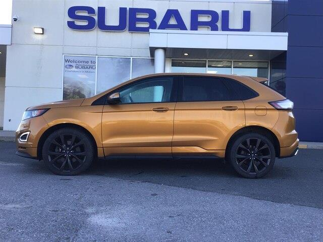 2015 Ford Edge Sport (Stk: S3884A) in Peterborough - Image 4 of 18