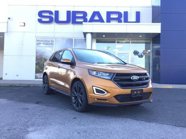 2015 Ford Edge Sport (Stk: S3884A) in Peterborough - Image 5 of 18