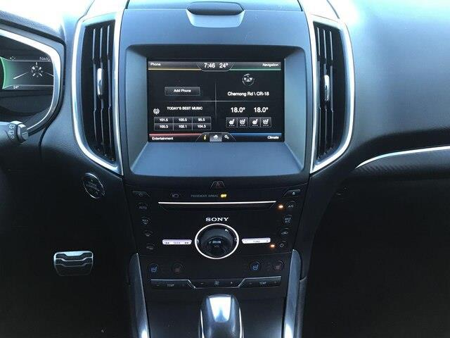 2015 Ford Edge Sport (Stk: S3884A) in Peterborough - Image 13 of 18