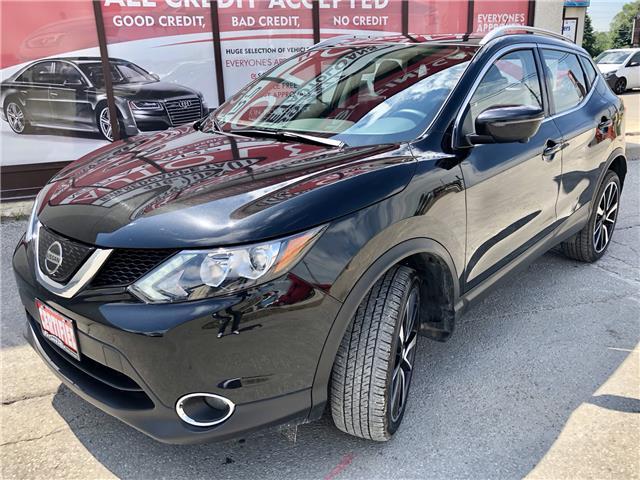2018 Nissan Qashqai SL (Stk: 282331) in Toronto - Image 2 of 15