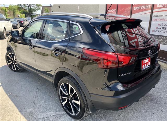 2018 Nissan Qashqai SL (Stk: 282331) in Toronto - Image 7 of 15