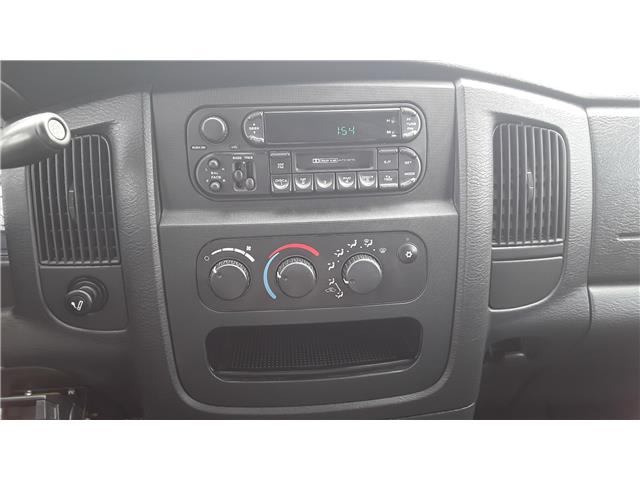 2004 Dodge Ram 1500 ST (Stk: P499) in Brandon - Image 4 of 16