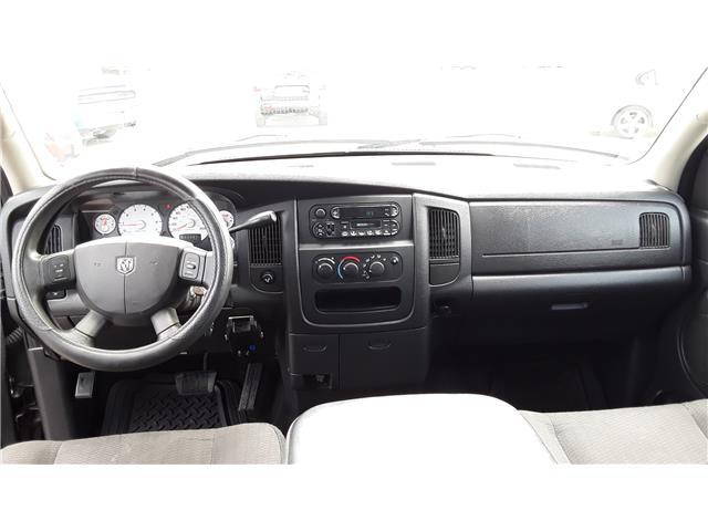 2004 Dodge Ram 1500 ST (Stk: P499) in Brandon - Image 9 of 16