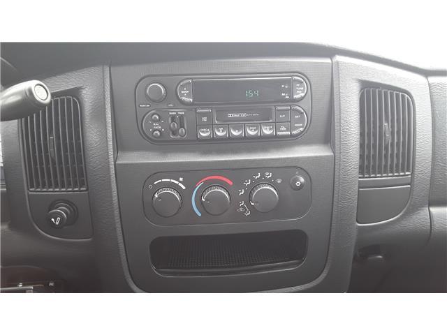 2004 Dodge Ram 1500 ST (Stk: P499) in Brandon - Image 16 of 16