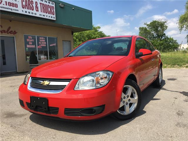 2010 Chevrolet Cobalt LT (Stk: ) in Bolton - Image 1 of 19