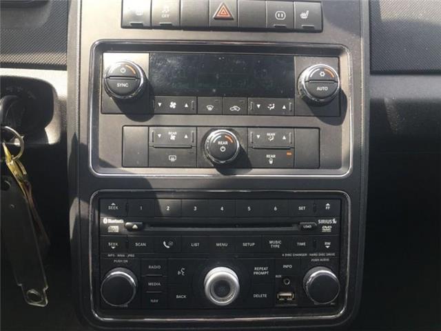 2010 Dodge Journey R/T (Stk: 176038) in Medicine Hat - Image 15 of 27