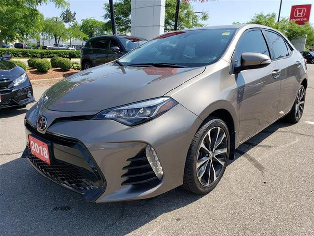 2018 Toyota Corolla SE (Stk: CP0187) in Mississauga - Image 1 of 22