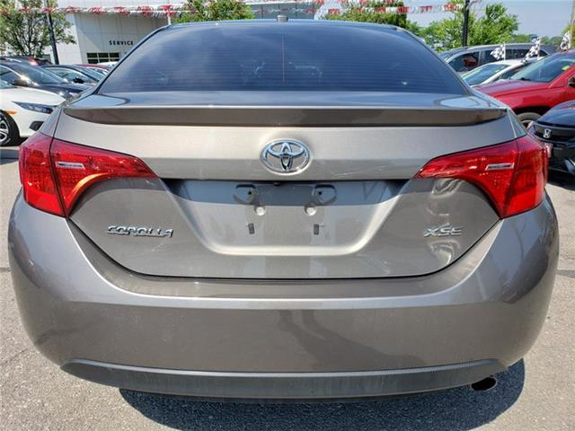 2018 Toyota Corolla SE (Stk: CP0187) in Mississauga - Image 5 of 22