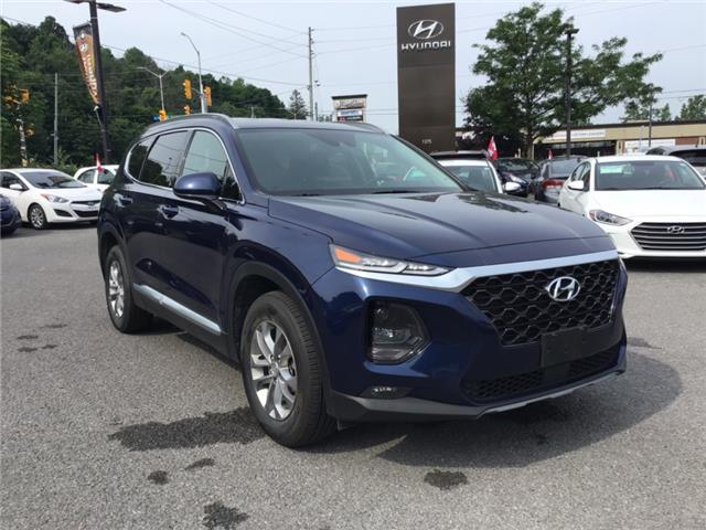 2019 Hyundai Santa Fe ESSENTIAL (Stk: X1341) in Ottawa - Image 1 of 12