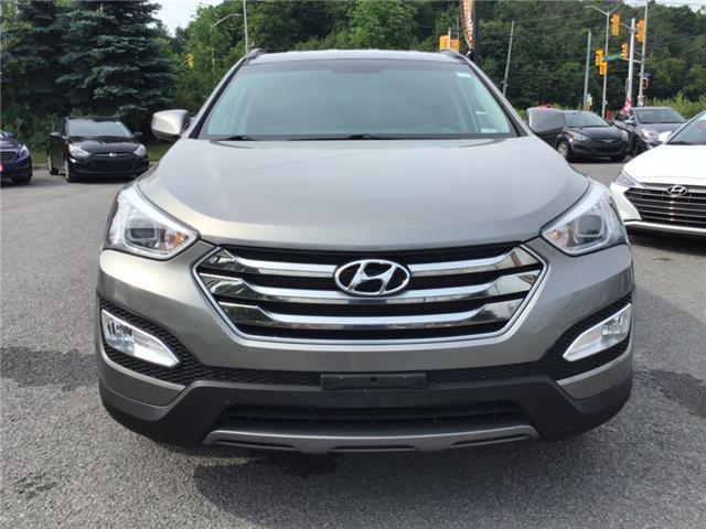 2015 Hyundai Santa Fe Sport 2.4 Base (Stk: X1315B) in Ottawa - Image 2 of 12