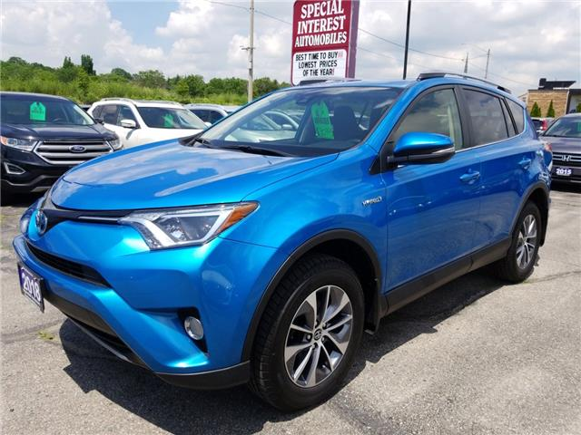 2018 Toyota RAV4 Hybrid LE+ (Stk: 171494) in Cambridge - Image 1 of 26