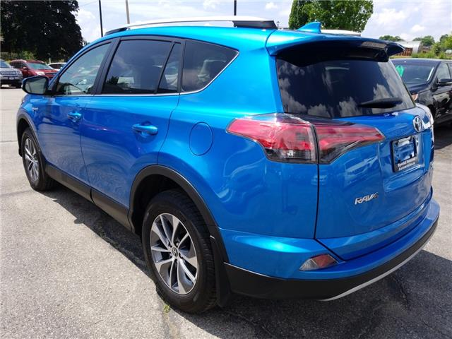 2018 Toyota RAV4 Hybrid LE+ (Stk: 171494) in Cambridge - Image 3 of 26