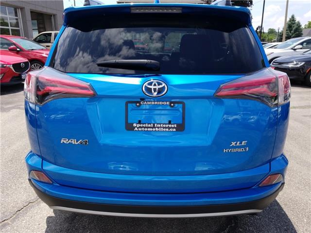2018 Toyota RAV4 Hybrid LE+ (Stk: 171494) in Cambridge - Image 4 of 26