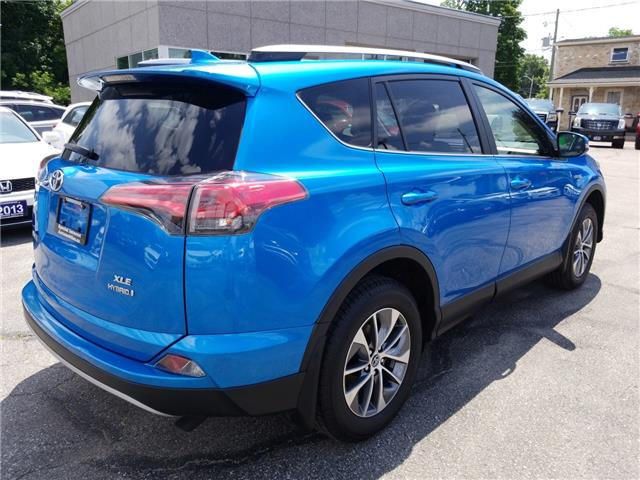 2018 Toyota RAV4 Hybrid LE+ (Stk: 171494) in Cambridge - Image 5 of 26