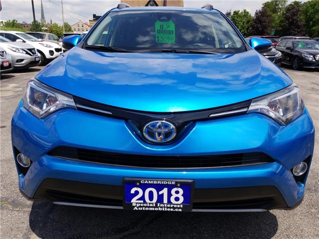 2018 Toyota RAV4 Hybrid LE+ (Stk: 171494) in Cambridge - Image 8 of 26