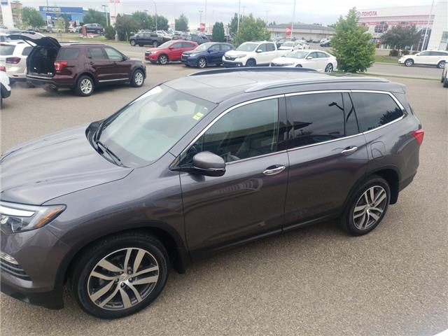2017 Honda Pilot Touring (Stk: B2252) in Lethbridge - Image 2 of 20