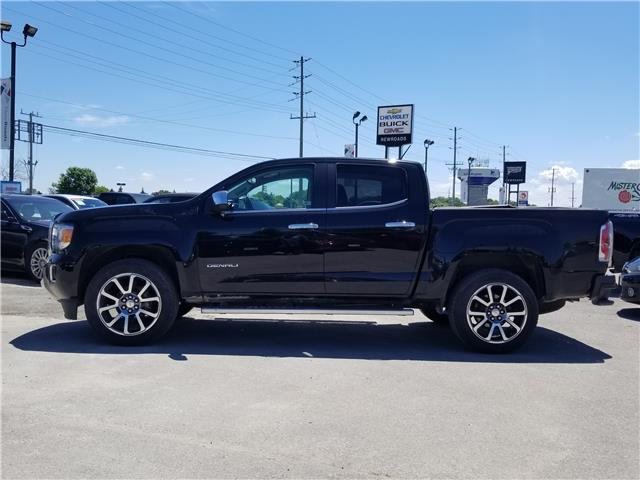 2017 GMC Canyon Denali (Stk: NR13442) in Newmarket - Image 4 of 30