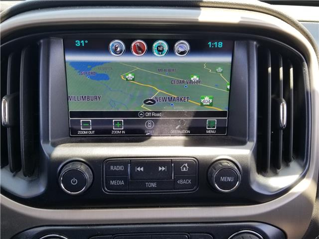 2017 GMC Canyon Denali (Stk: NR13442) in Newmarket - Image 23 of 30