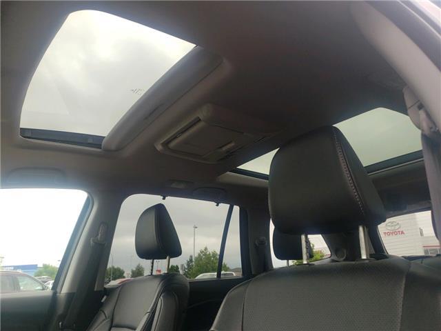 2017 Honda Pilot Touring (Stk: B2252) in Lethbridge - Image 15 of 20