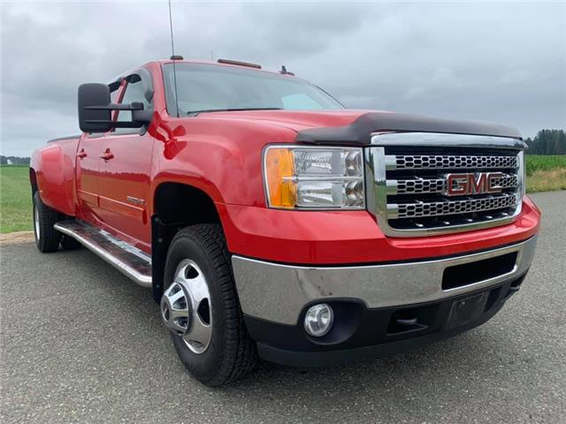 2013 GMC Sierra 3500HD SLT (Stk: G528410A) in Courtenay - Image 1 of 27