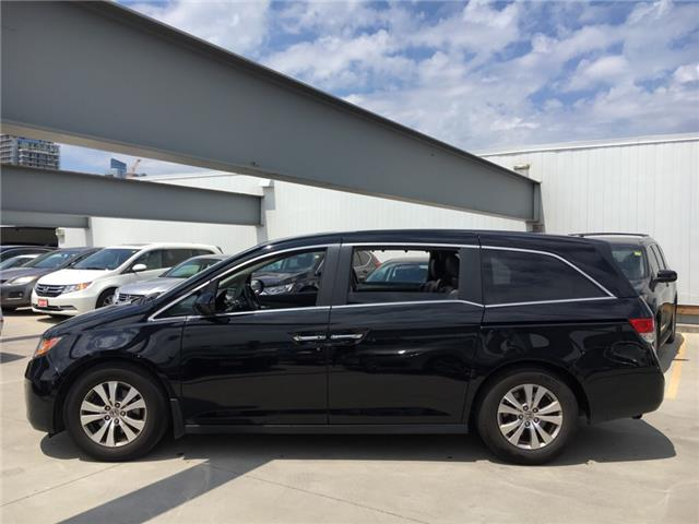 2015 Honda Odyssey EX-L (Stk: T191141A) in Toronto - Image 2 of 28