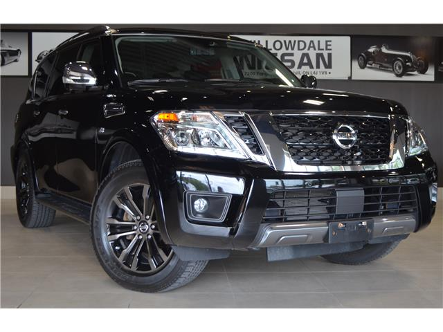 2019 Nissan Armada Platinum (Stk: E6081A) in Thornhill - Image 2 of 33