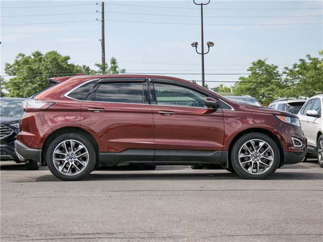 2016 Ford Edge Titanium (Stk: A80769) in Hamilton - Image 2 of 29