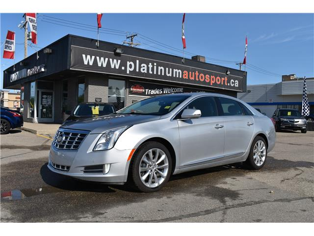 2013 Cadillac XTS Luxury Collection (Stk: P36254) in Saskatoon - Image 1 of 20
