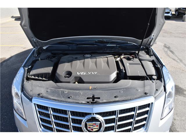 2013 Cadillac XTS Luxury Collection (Stk: P36254) in Saskatoon - Image 20 of 20