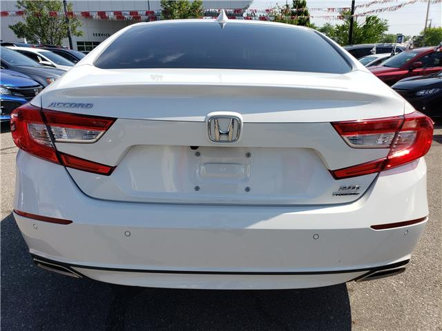 2018 Honda Accord Touring 2.0T (Stk: 326409A) in Mississauga - Image 4 of 22