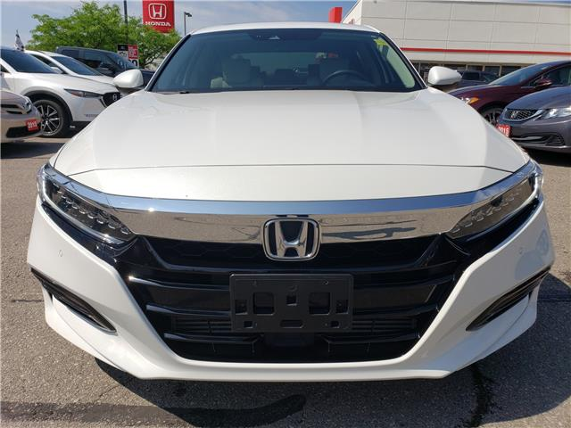 2018 Honda Accord Touring 2.0T (Stk: 326409A) in Mississauga - Image 8 of 22