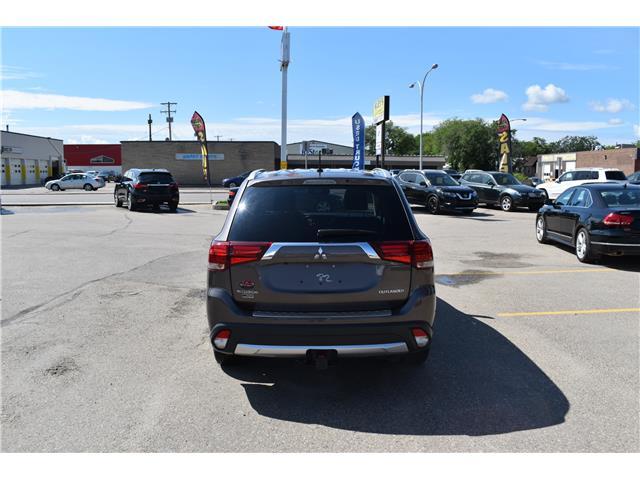 2016 Mitsubishi Outlander GT (Stk: P36803) in Saskatoon - Image 6 of 23