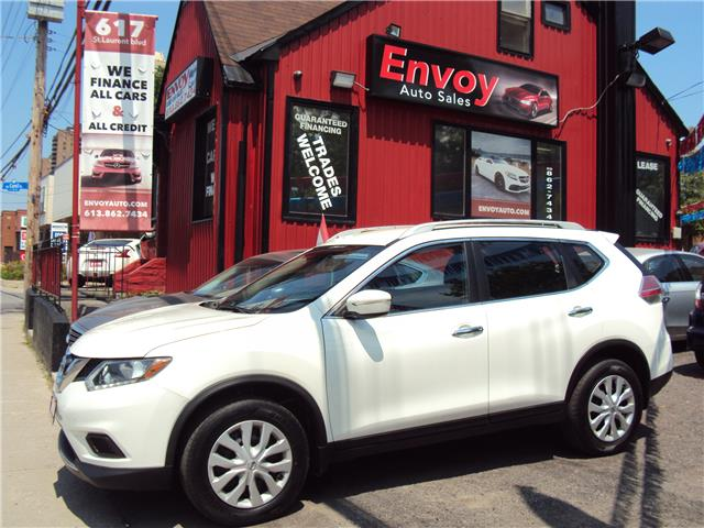 2014 Nissan Rogue S (Stk: ) in Ottawa - Image 1 of 30