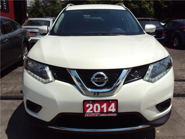 2014 Nissan Rogue S (Stk: ) in Ottawa - Image 2 of 30