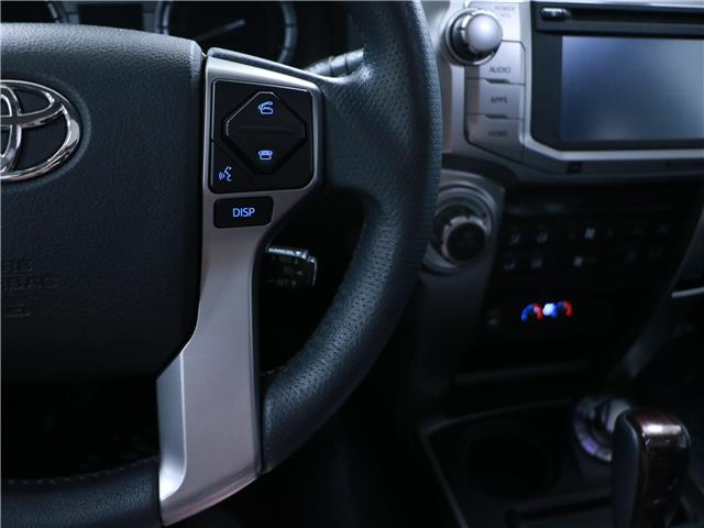 2015 Toyota 4Runner SR5 V6 (Stk: 195597) in Kitchener - Image 12 of 33