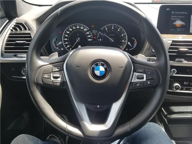 2018 BMW X3 xDrive30i (Stk: N13402) in Newmarket - Image 18 of 28