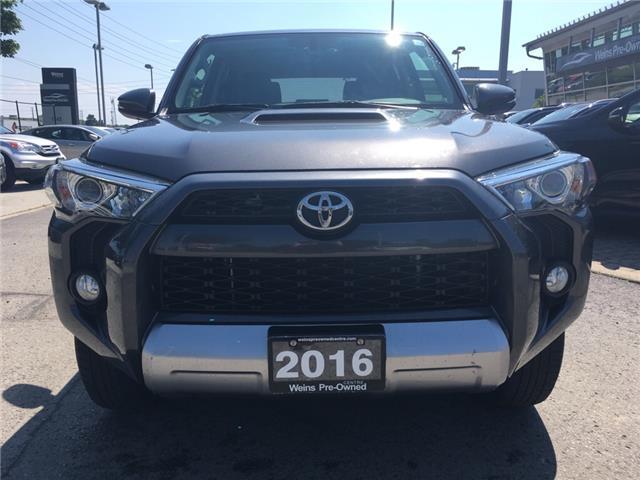 2016 Toyota 4Runner SR5 (Stk: 1725W) in Oakville - Image 4 of 30