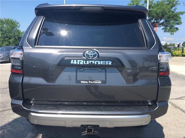 2016 Toyota 4Runner SR5 (Stk: 1725W) in Oakville - Image 8 of 30