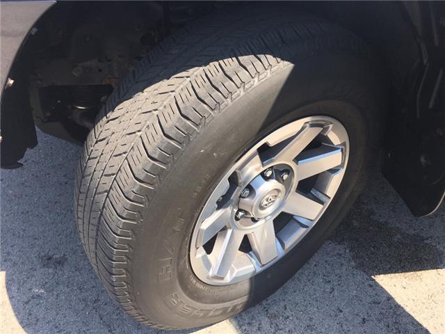 2016 Toyota 4Runner SR5 (Stk: 1725W) in Oakville - Image 11 of 30