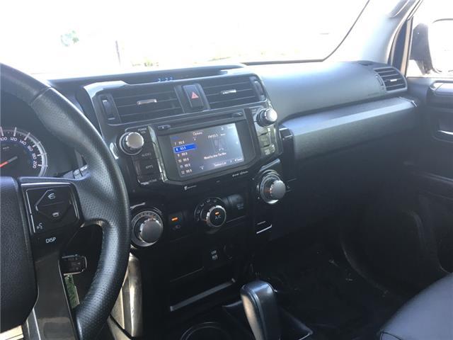 2016 Toyota 4Runner SR5 (Stk: 1725W) in Oakville - Image 21 of 30