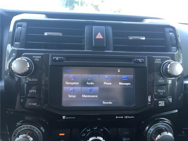 2016 Toyota 4Runner SR5 (Stk: 1725W) in Oakville - Image 22 of 30