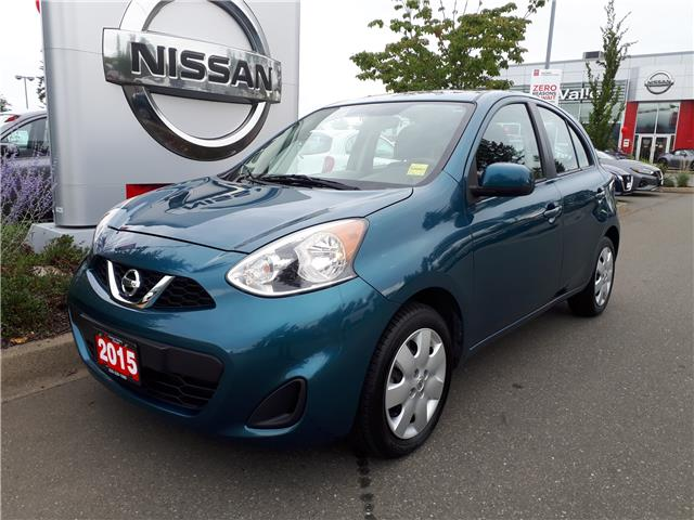 2015 Nissan Micra SV (Stk: P0088) in Courtenay - Image 1 of 10