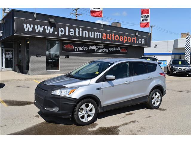 2015 Ford Escape SE (Stk: P36137) in Saskatoon - Image 1 of 20