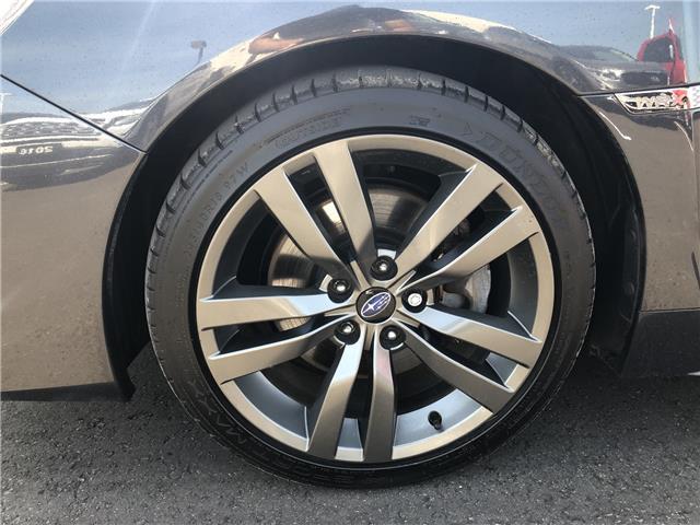 2017 Subaru WRX Sport-tech (Stk: SUB1457) in Innisfil - Image 9 of 16