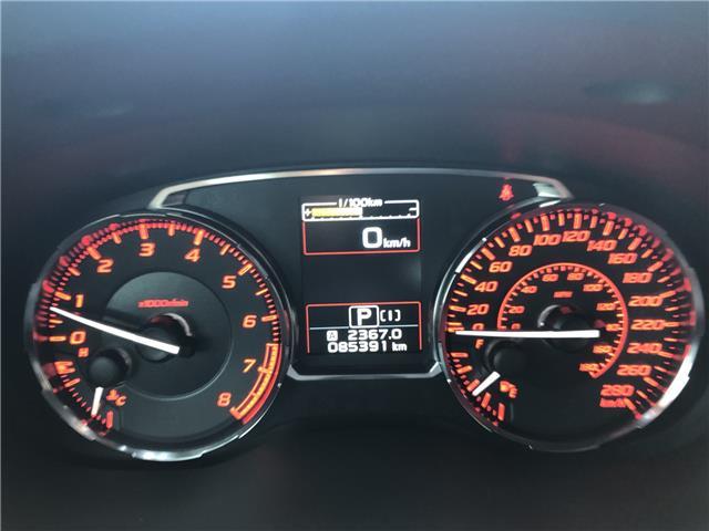 2017 Subaru WRX Sport-tech (Stk: SUB1457) in Innisfil - Image 10 of 16