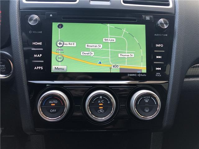2017 Subaru WRX Sport-tech (Stk: SUB1457) in Innisfil - Image 11 of 16