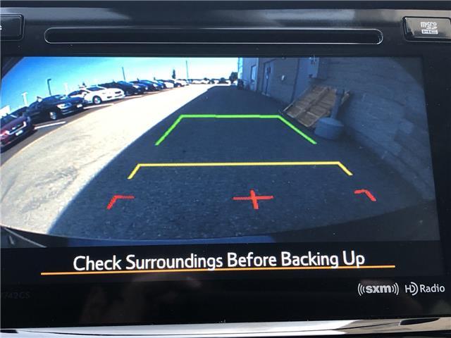 2017 Subaru WRX Sport-tech (Stk: SUB1457) in Innisfil - Image 12 of 16